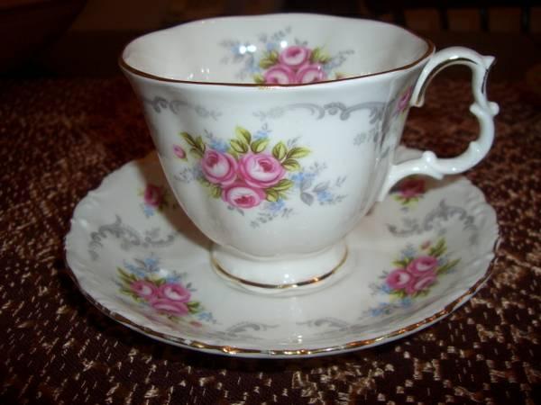 post 156 tea cup