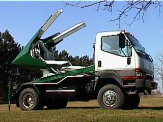 post 349 truck