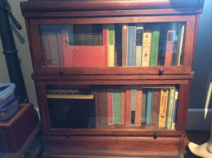 post 416 bookcase