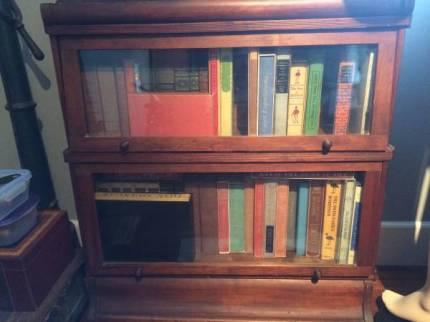 post 416 bookcase