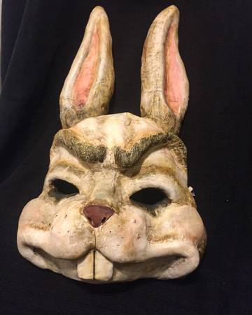 post 441 bunny mask