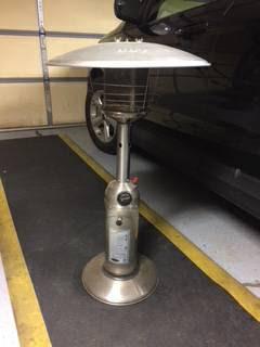 post 493 heater