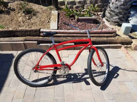 post 666 bike 1