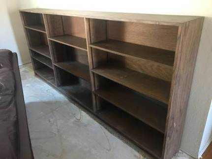 post 734 bookcase 2